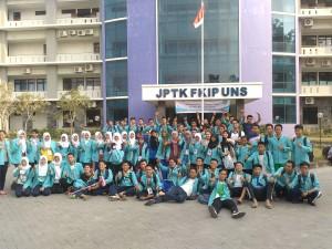 Mahasiswa PTB 2015