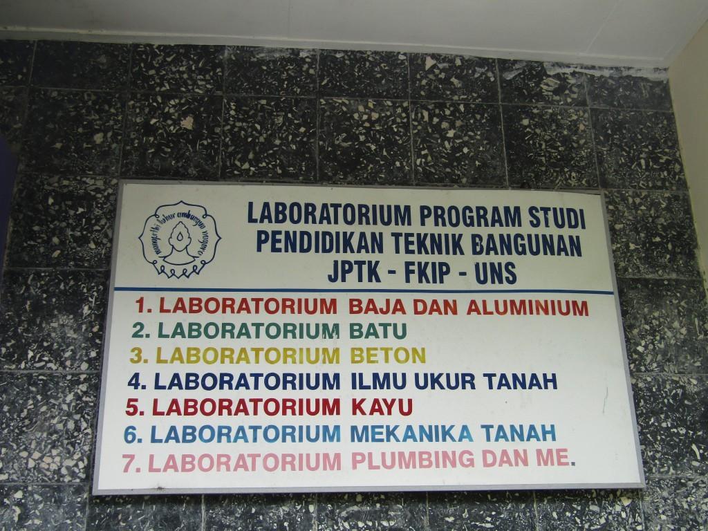 Laboratorium PTB